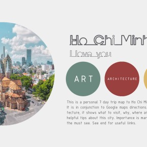 The Free Architecture Guide of Ho Chi Minh City (PDF)