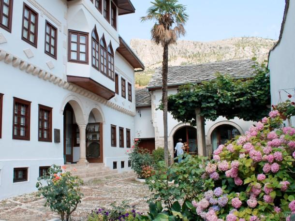Muslibegovic House, Mostar, Bosnia & Herzegovina