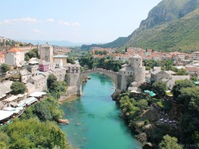 Balkan Tales: Mostar