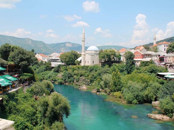 Mostar, Bosnia & Herzegovina, Mosque