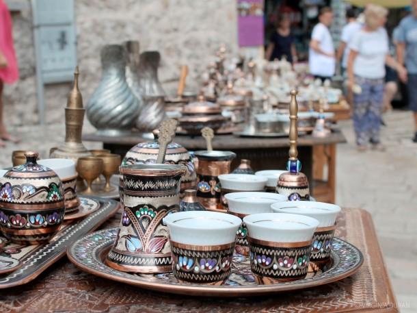 Mostar, Bosnia & Herzegovina, Street Market