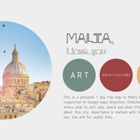 The Free Architecture Guide of Malta(PDF)