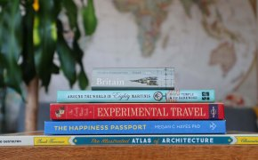5 Travel Books I am Reading (and Loving) Right Now