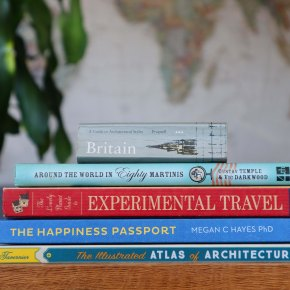 5 Travel Books I am Reading (and Loving) RightNow