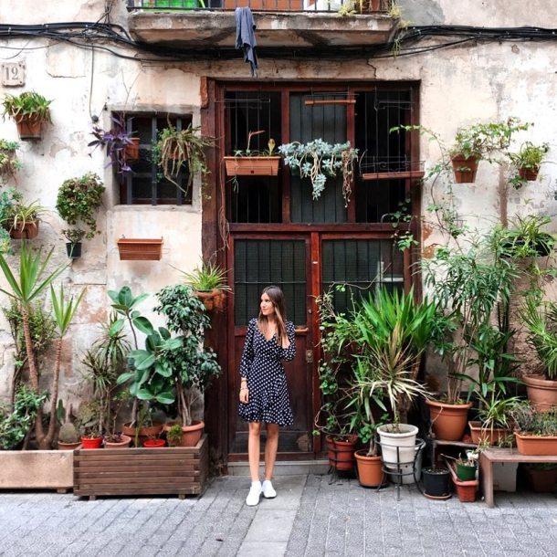 Casa de las flores Barcelona