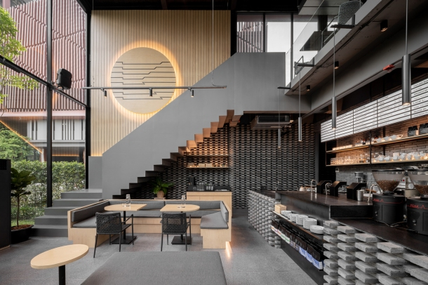 Kaizen Coffee by space+craft