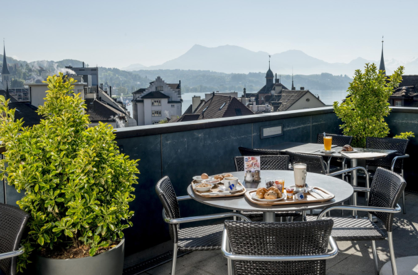 Manor Rooftop Zürich