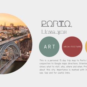 The Free Architecture Guide of Porto(PDF)