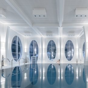 17 Architecturally Amazing Spas in Europe