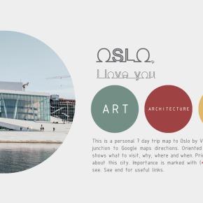 The Free Architecture Guide of Oslo(PDF)