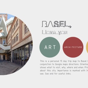 The Free Architecture Guide of Basel(PDF)