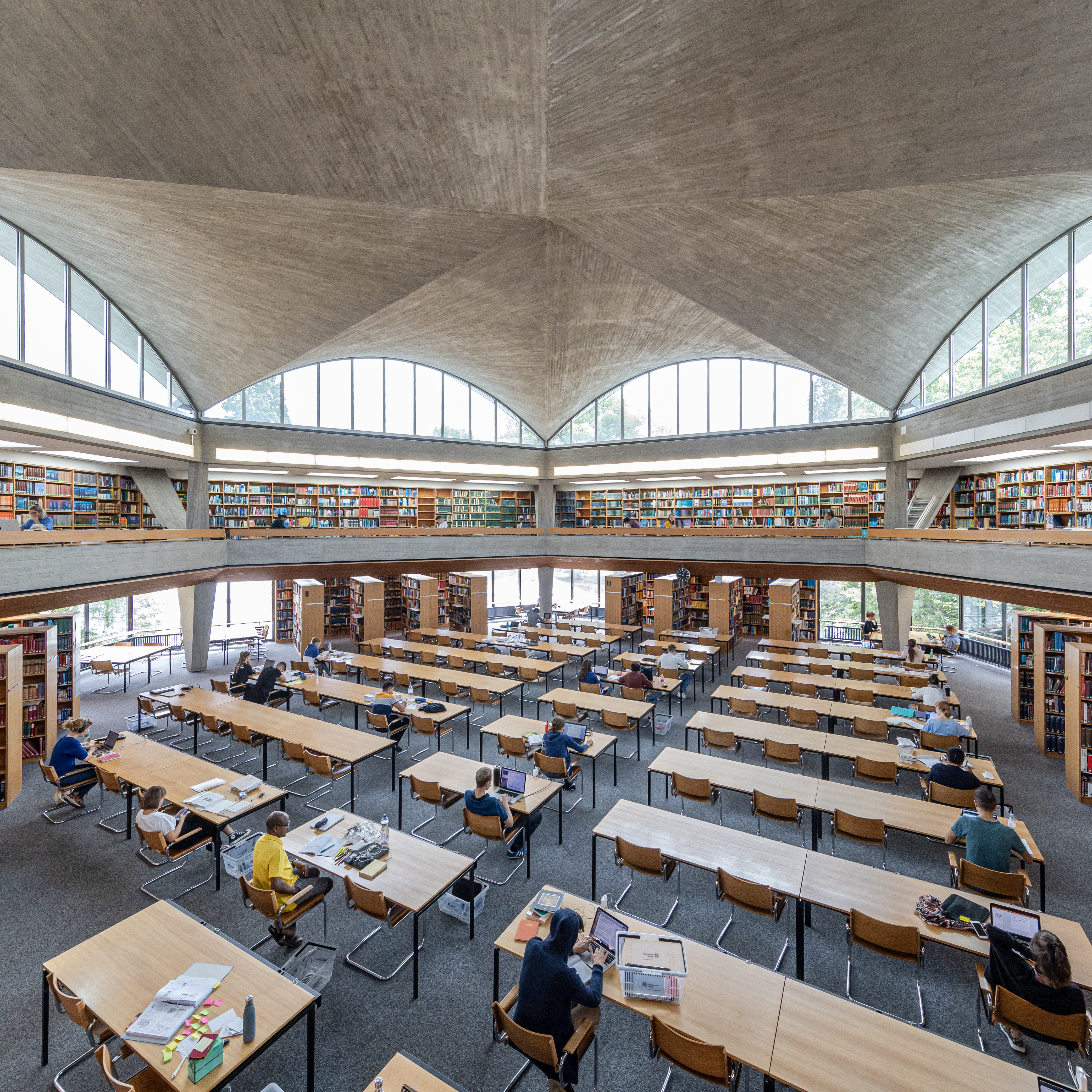 Library of the University Basel