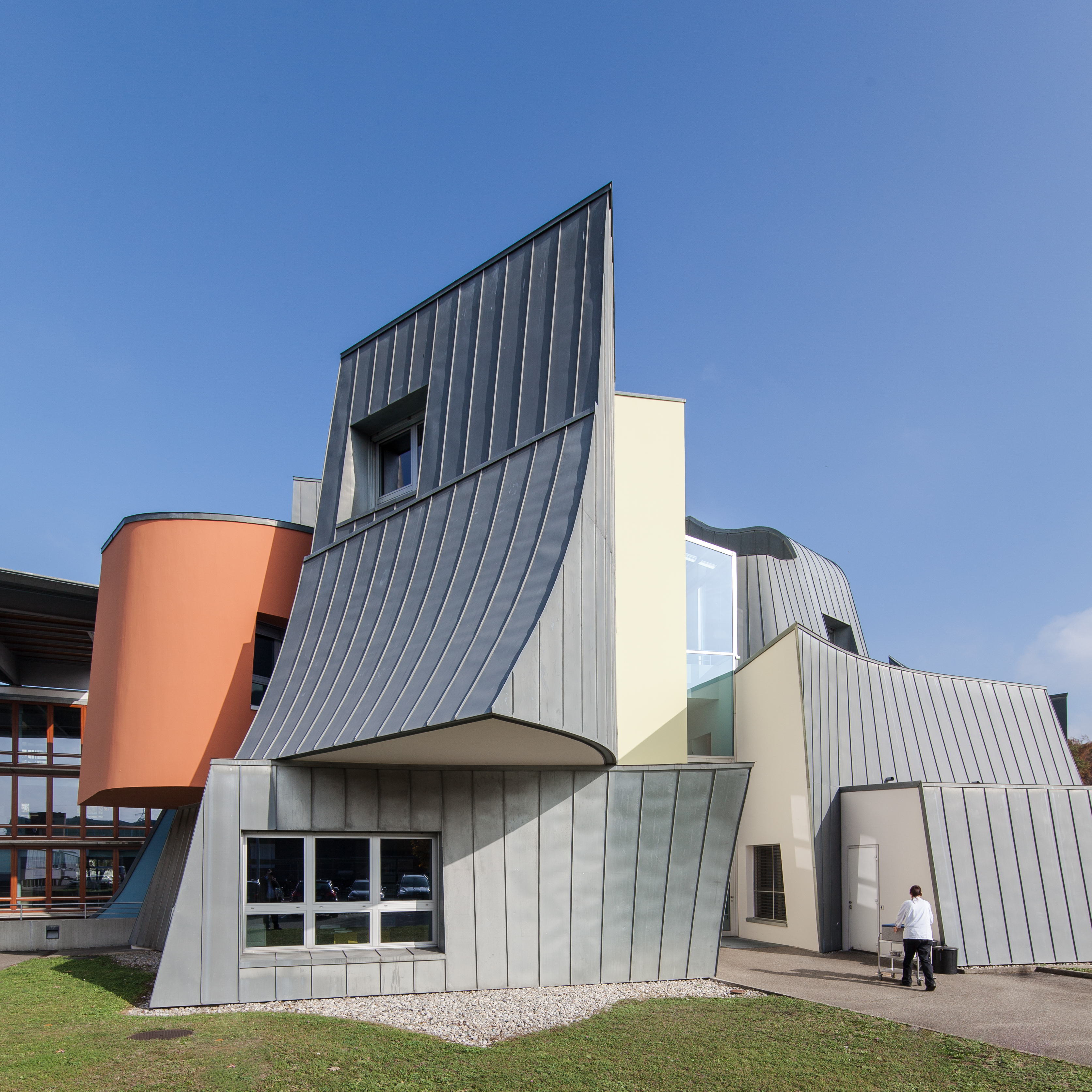 Vitra by Gehry