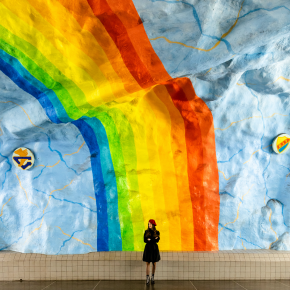 Stockholm Metro Art: 6 Beautiful Metro Stations To Visit